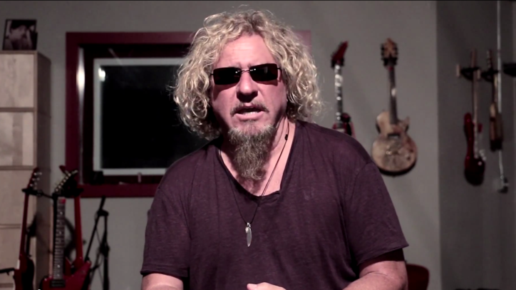 Sammy Hagar Slams Eddie Van Halen: 'You're a Liar'