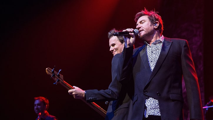 Hear Duran Duran's Funky 'Pressure Off' With Nile Rodgers