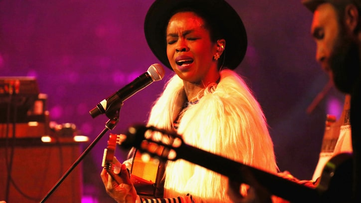 Lauryn Hill Unveils Nina Simone-Sampling 'I've Got Life'