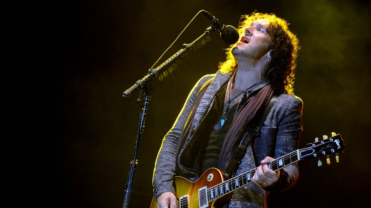Def Leppard Guitarist Vivian Campbell: 'My Cancer Has Returned'