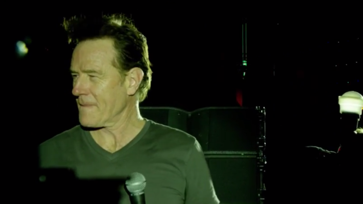 Bryan Cranston Resurrects Walter White at Electric Daisy Carnival