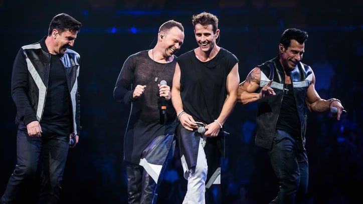 New Kids on the Block, TLC, Nelly Bring Flashbacks, 50 Cent to MSG