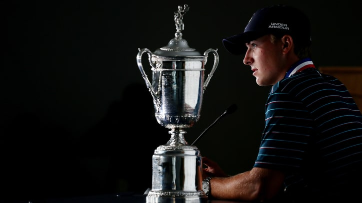 Jordan Spieth Delivers at a Disastrous U.S. Open