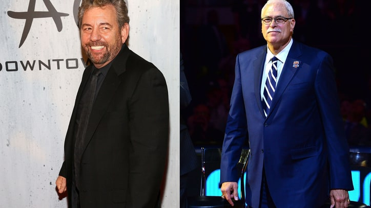 Why Phil Jackson and James Dolan Might Actually Work Well Together