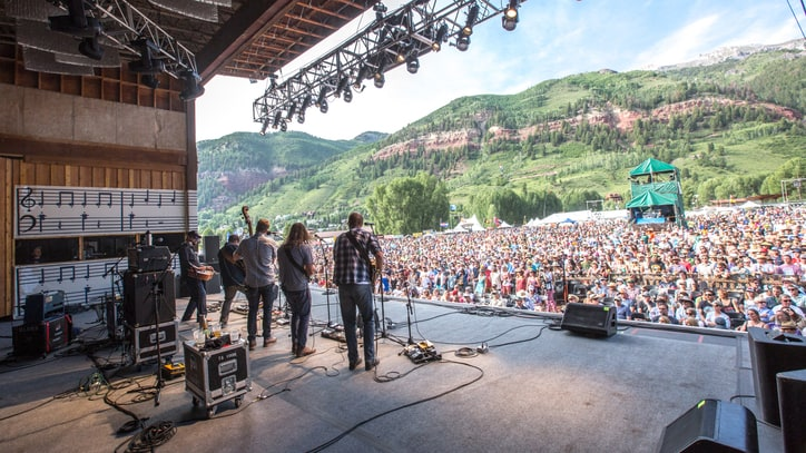 Bush, Musgraves, Keen Make for Eclectic Telluride Bluegrass Festival