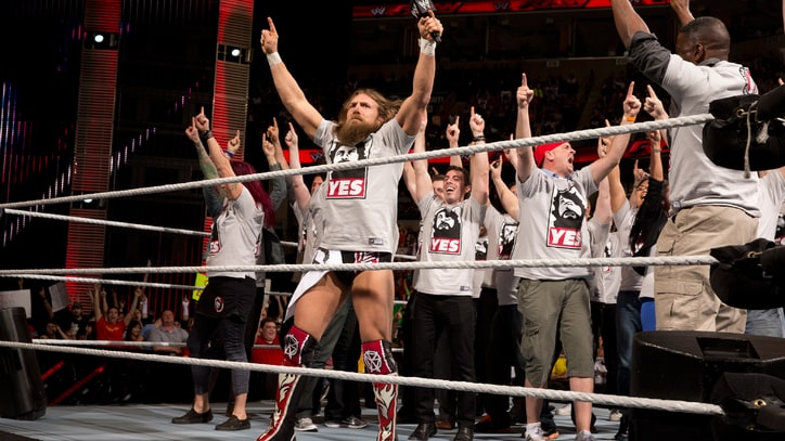 Daniel Bryan's House of Yes!