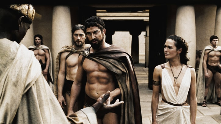 How Does Gerard Butler Get Ripped?