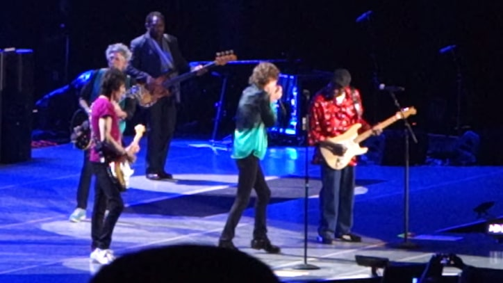 Watch Rolling Stones Play 'Champagne and Reefer' With Buddy Guy