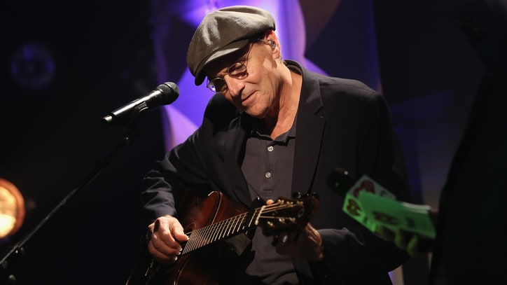 On the Charts: James Taylor Scores First Number One
