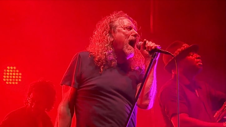 Watch Robert Plant Refigure Led Zeppelin Songs at Bonnaroo