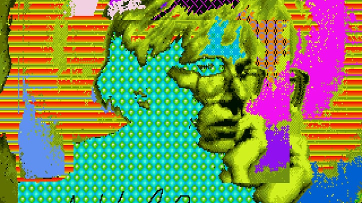 Dozens of Never-Before-Seen Andy Warhol Works Found on Floppy Disks