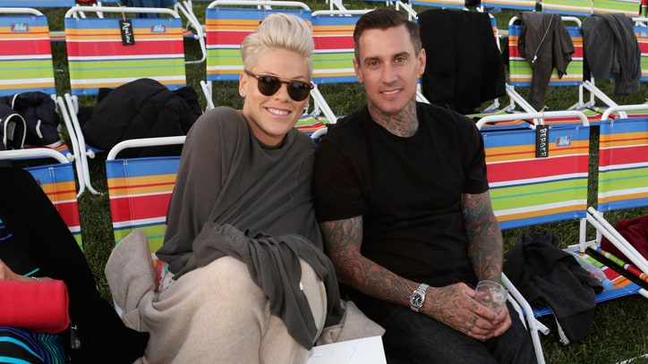 Carey Hart on Cheating Death and Watching 'Game of Thrones' With Pink