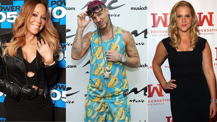 The Everything Index: 'Louie,' Riff Raff and Mariah Battle For #1