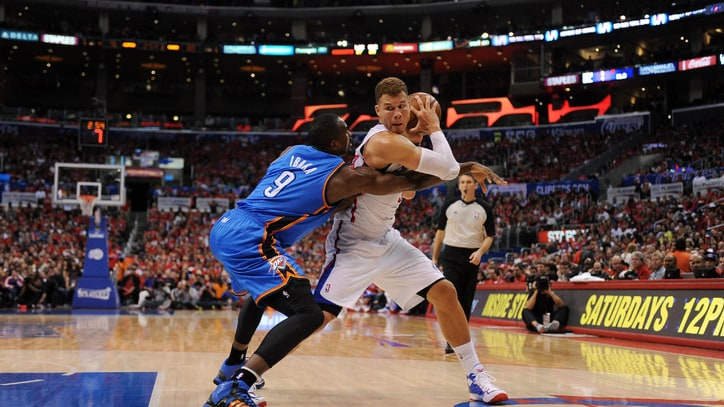 The NBA Playoffs: Blake Griffin's Crotch, KD's Mom and the Black Mamba