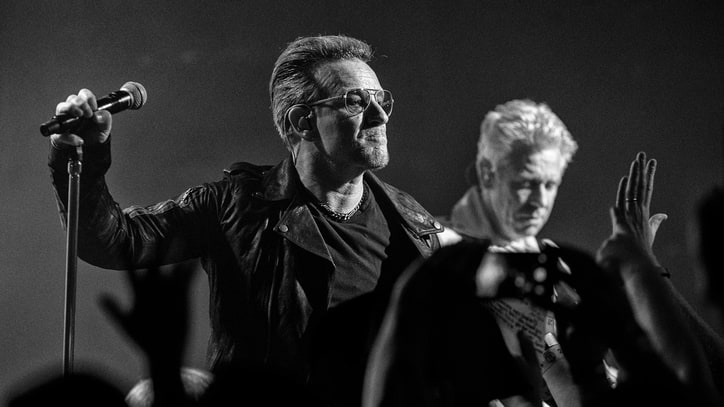 Watch U2 Play 'Gloria' for First Time In 10 Years at Chicago Show