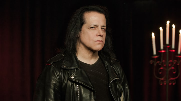 Danzig Talks Elvis' Influence, Writing for Johnny Cash and Roy Orbison
