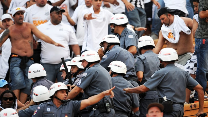 Soccer's Deadliest Fans: The Troubled World of Brazil's 'Organizadas'