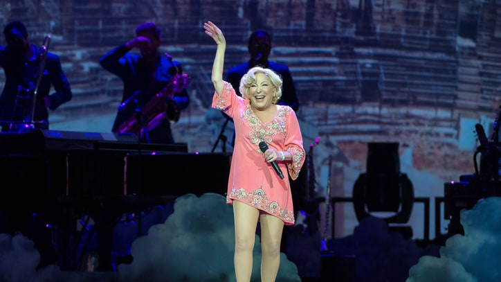 Bette Midler Wraps 'Divine' Tour With Powerhouse Brooklyn Show