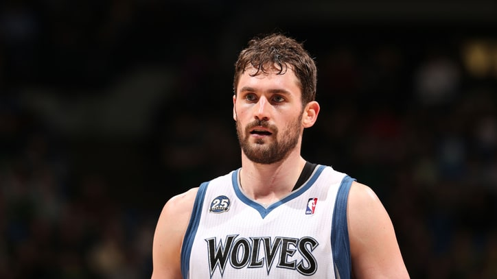 Son of a Beach: Peter Matthew Bauer on Kevin Love's 'Kokomo' Problem