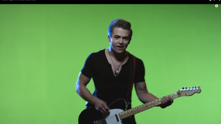 Watch Hunter Hayes' Choreographed '21' Video