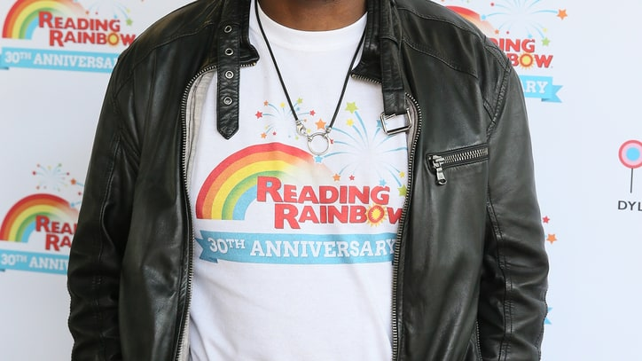LeVar Burton Plays Evil Overlord of 'Reading Rainbow' on Funny or Die