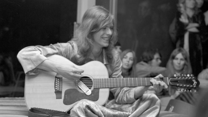 Hear David Bowie's Rare, Original 'Holy Holy' From 1971