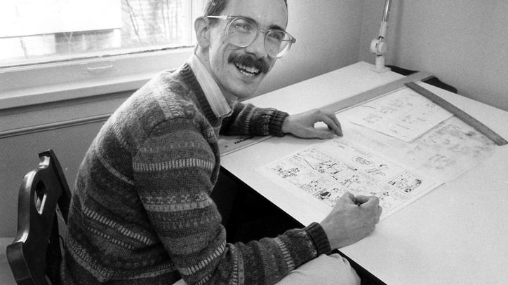'Calvin and Hobbes' Creator Makes Secret Return to Comics Page