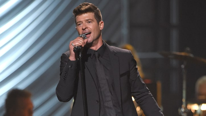 Robin Thicke: 'I Know the Difference Between Inspiration and Theft'