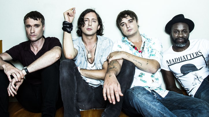 Libertines Announce Comeback LP 'Anthems for Doomed Youth'