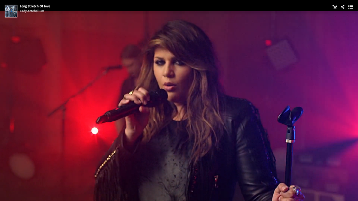 See Lady Antebellum Burn Rubber in 'Long Stretch of Love' Video
