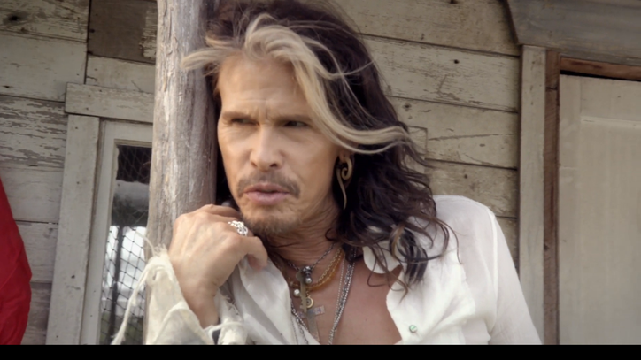 See Steven Tyler's Rustic 'Love Is Your Name' Video