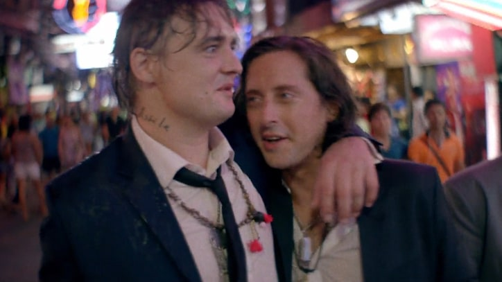 Watch Libertines Enjoy Drunken Revelry in Thailand in 'Gunga Din' Video