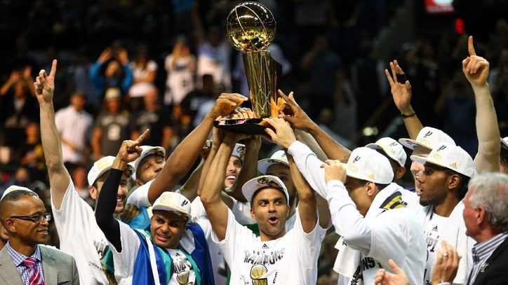 Flagrant 2: Spurs Steamroll Heat, Win Fifth NBA Championship