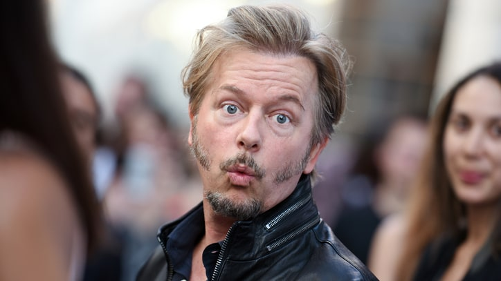 Number One With a Mullet: David Spade on the Return of 'Joe Dirt'