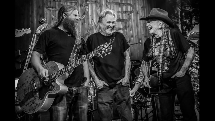 See Willie Nelson, Eric Church, Toby Keith and More Salute Waylon