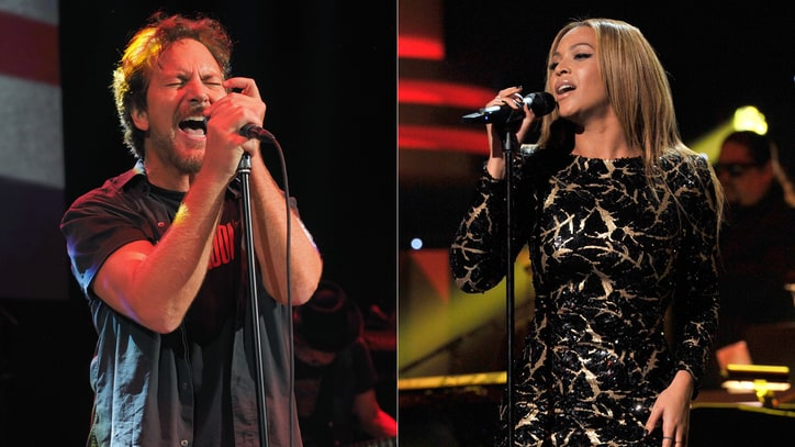 Pearl Jam, Beyonce, Coldplay, Ed Sheeran to Play Global Citizen Fest