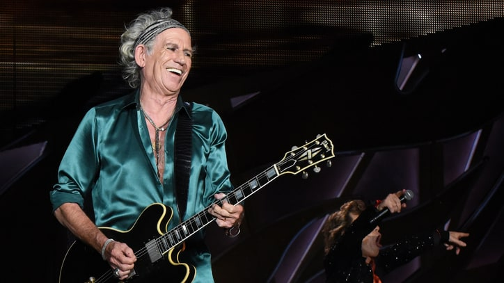 Keith Richards Announces New Solo LP 'Crosseyed Heart'