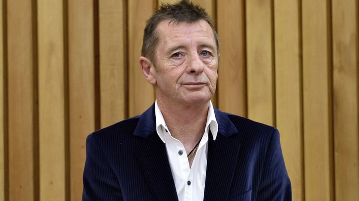 AC/DC Drummer Phil Rudd Sentenced to Eight Months Home Detention