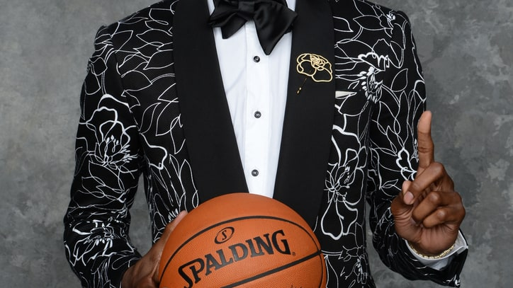 The NBA Draft: Andrew Wiggins' Suit, Math Bros and Life Lessons