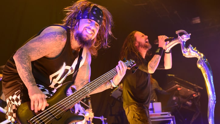 Hear Korn Turn Rihanna Into Headbanger on 'Bitch' Remix