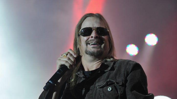 Kid Rock Tells Protestors to 'Kiss My Ass' Over Confederate Flag