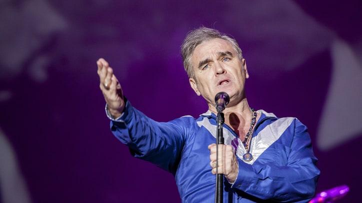Morrissey on Ed Sheeran, Sam Smith: 'Things Can't Possibly Get Any Worse'