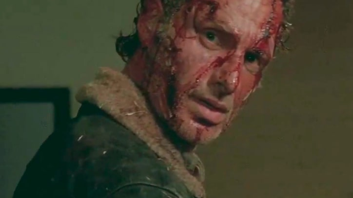 Watch the Terrifying Comic-Con Trailer for 'Walking Dead' Season 6