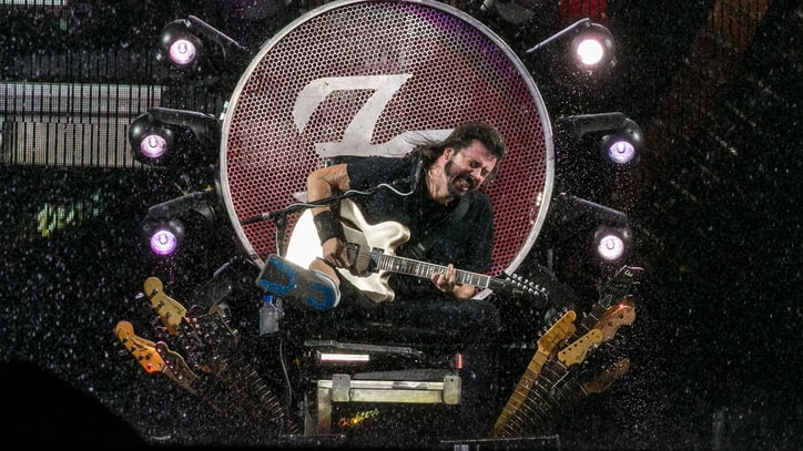 Foo Fighters' Quebec Concert Canceled Due to 'Mother Nature'
