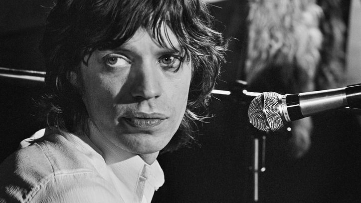 See Rare Live Shots of a 1971 Rolling Stones Club Gig