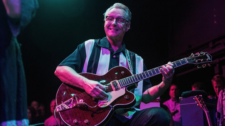 X's Billy Zoom on Fans Supporting His Cancer Fight: 'I'm Overwhelmed'