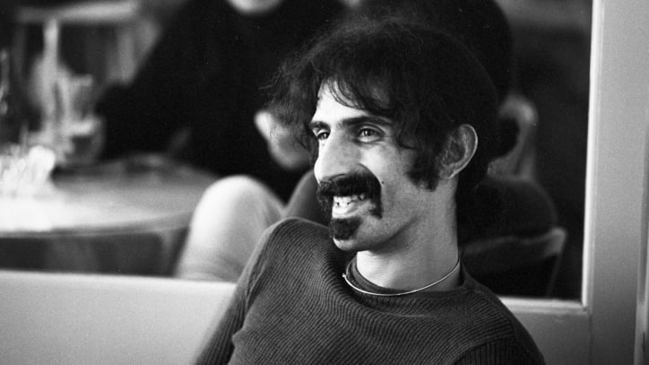 Frank Zappa's Family Plans Massive New Release Schedule