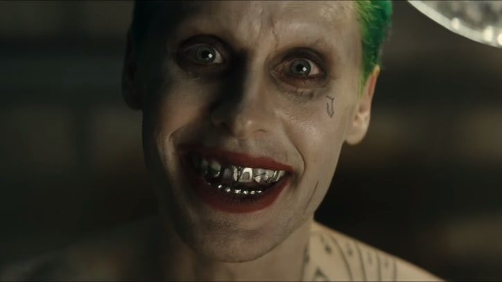 See Jared Leto's Menacing Joker in Eerie 'Suicide Squad' Trailer