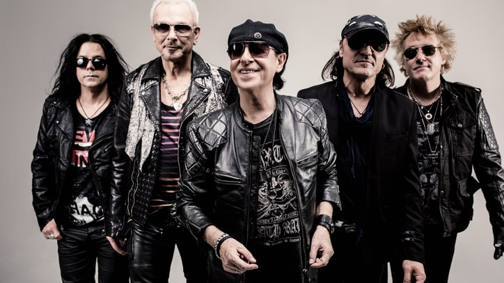 Hear Scorpions Celebrate 50 Years of Rock With New 'We Built This House'