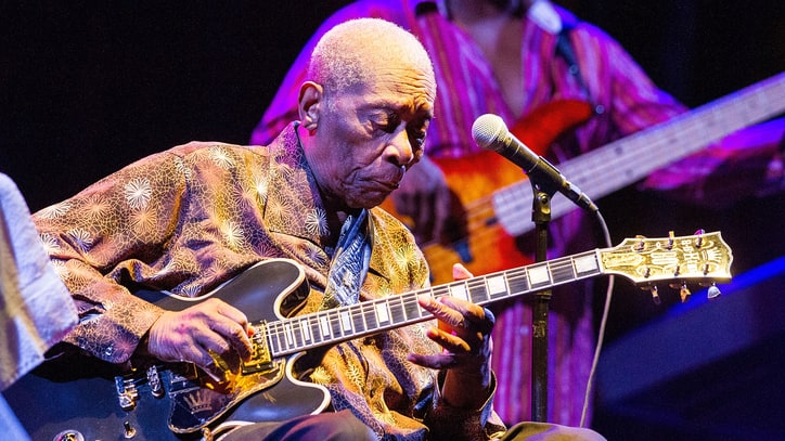 B.B. King Coroner's Report: No Evidence of Poisoning